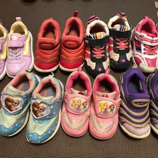 子供靴13足 サイズ15cm〜16cmまとめ売り