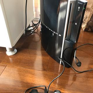 プレステ3 リモコン、HDMIケーブル付き