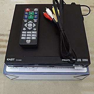 DVDプレーヤー EAST DV-H2228