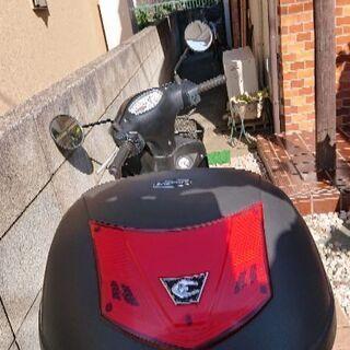 スズキ レッツ 原付バイク