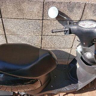 スズキ レッツ 原付バイク - 松戸市