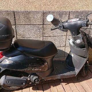 スズキ レッツ 原付バイク - バイク