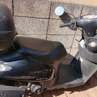 スズキ レッツ 原付バイク − 千葉県