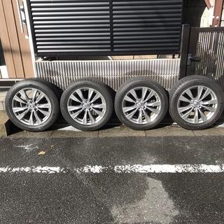 Y51フーガ タイヤ・ホイールセット