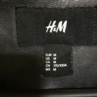 H&M ジャケット - 服/ファッション