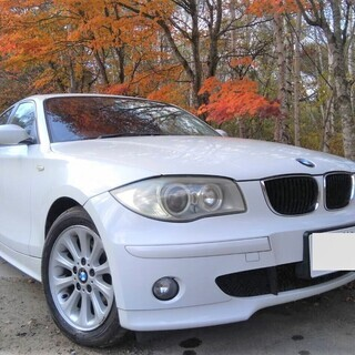 【値下げしました!】BMW116i車検2年付 ブリザック4本+ホ...