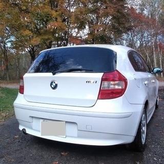 【値下げ&条件改訂!】BMW116i車検2年付 ブリザック4本+ホイール付 - BMW