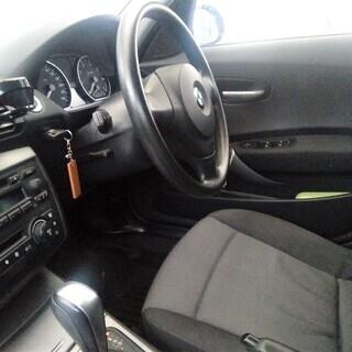 【値下げ&条件改訂!】BMW116i車検2年付 ブリザック4本+ホイール付 - 中古車