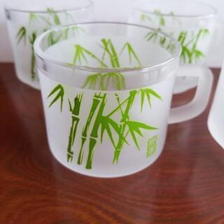 ガラスカップ 昭和レトロ 佐々木硝子 ガラスコップ