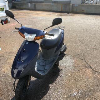 4万/原付/スズキ50cc/格安/通勤・通学/スクーター/バイク