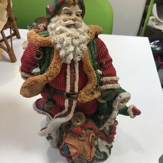 サンタクロースの置物 NO2