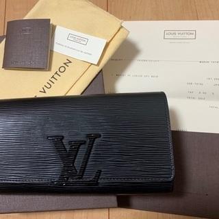 ルイヴィトン Louis Vuitton エピ 長財布 ポルトフ...
