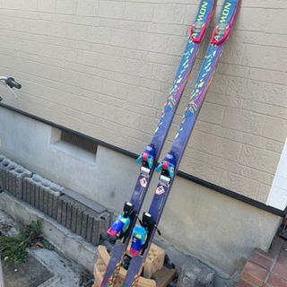 スキー板 バインディング セット