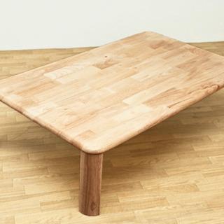 折りたたみ可能 ウッディテーブル ナチュラル