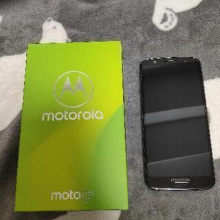 【使用浅】Motorola moto g6 SIMフリースマホの画像