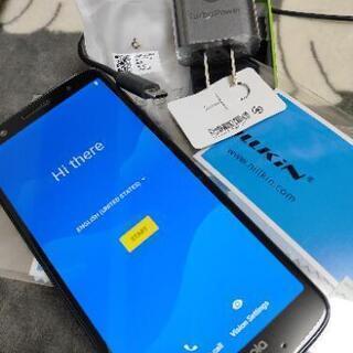 【使用浅】Motorola moto g6 SIMフリースマホ - 売ります・あげます