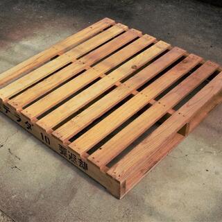 木製パレット スノコ バッド トレー リフト 1枚