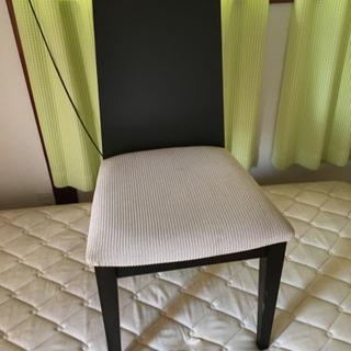 ダイニングTableの椅子 2つ