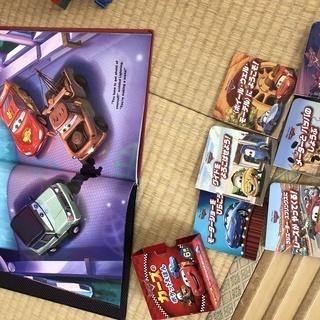 【値下げしました!】カーズのおもちゃいっぱい (レゴディプロ ・ マック ・ 本など) - 吹田市