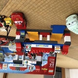 【値下げしました!】カーズのおもちゃいっぱい (レゴディプロ ・ マック ・ 本など) - 売ります・あげます