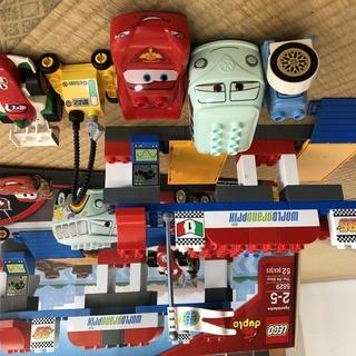 【値下げしました!】カーズのおもちゃいっぱい (レゴディプロ ・ マック ・ 本など) - おもちゃ