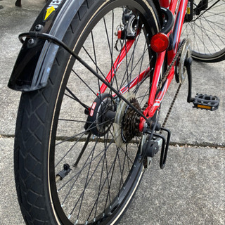 決定しました☆  子ども用 24インチ自転車 - 大分市
