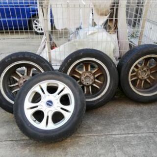 スタッドレスタイヤ  205/60/16 12年製