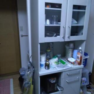 食器棚 5000円