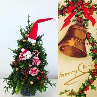 クリスマスキッズワークショップ&リース講習会