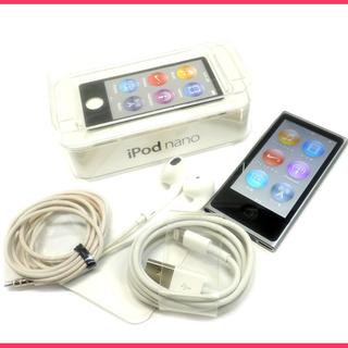 [K1116B] Apple 第7世代 iPod nano ME...
