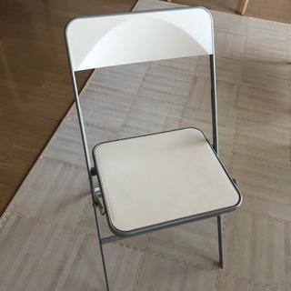 早い者勝ち!無印良品 折りたたみ椅子