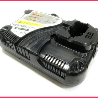 [K1116G] 日立工機 急速充電器 UC14YL 動作品 電...