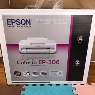 EPSON カラリオ EP-306