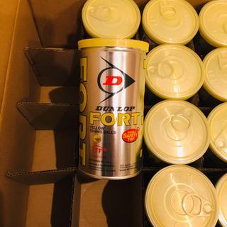 新品‼️ 未使用‼️超お買得‼️ テニスボール 22缶‼️ダンロ...