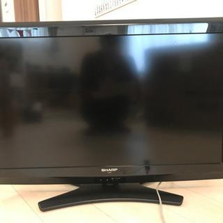 SHARP テレビ LC-32E9