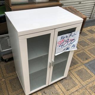 キャビネット  食器棚 キッチン 幅60