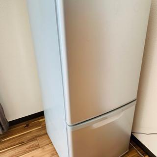 2017年製パナソニック冷蔵庫 2ドア