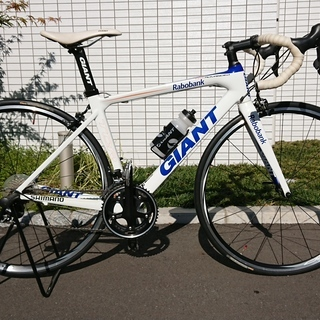 ほぼ新車 2009 Giant TCR ADVANCED Rab...