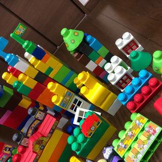 ブロックおもちゃ アンパンマン