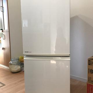 SHARP製冷蔵庫 137L