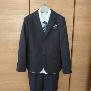 130 男の子 スーツセット
