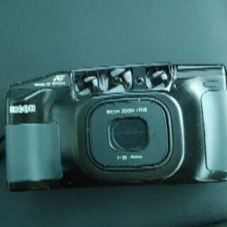 取りに来れる方 35mmフィルム式コンパクトカメラ リコーRS7...