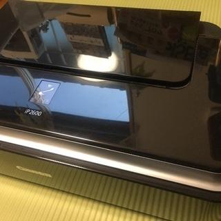 【美品】canon PIXUS iP2600 プリンター