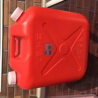 灯油缶 1缶