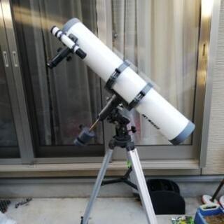 望遠鏡  赤道儀式