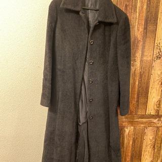 アルパカのコート(レディース)