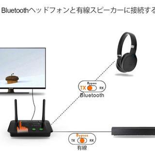1MiiBluetooth 5.0ワイヤレスヘッドフォン+トラン...