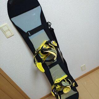 スノーボード146cm ビンディング ソフトケース NAKED ...