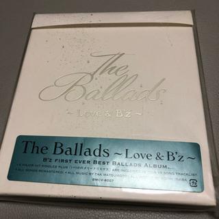 B'z/The Ballads~Love & B'z~の画像