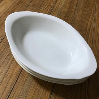 カレー皿  3枚